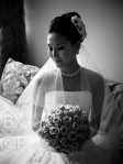 Chimgee before her wedding
